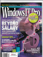 Windows IT Pro Magazine